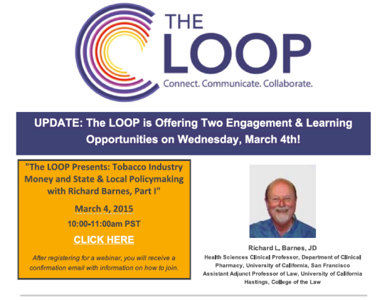 The LOOP March 4 2ndX